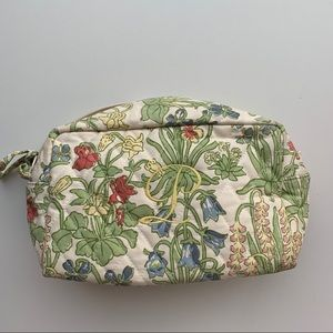 Floral cute waterproof travel bag